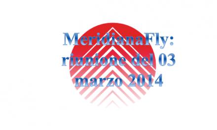 Meridiana:  incontro sindacale del 3 marzo 2014