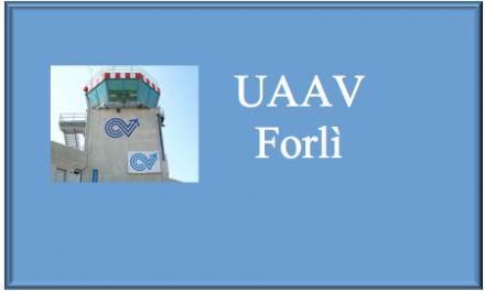 Riduzione operativa UAAV Forlì