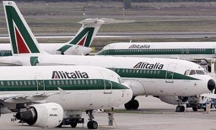 Alitalia, Centrella incontra il personale a Fiumicino