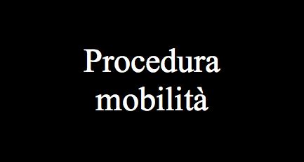 Procedura mobilità
