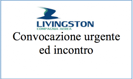Livingston: convocazione urgente ed incontro