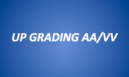 UP GRADING AA/VV