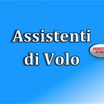 Personale Navigante – Alitalia – Ricerca assistenti di Volo CL