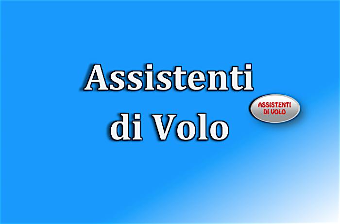 Alitalia – Assistenti di Volo – CAF