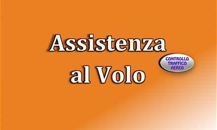 Assistenza al Volo – ACC Roma Apertura Seconda Fase Vertenza Locale