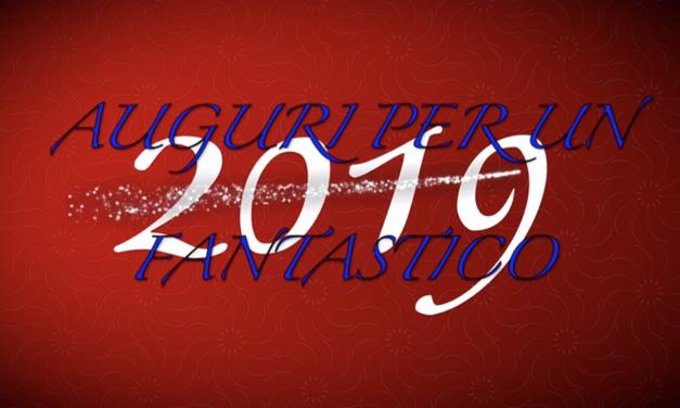 [VIDEO] Buon 2019!